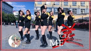 [KPOP IN PUBLIC CHALLENGE] CLC (씨엘씨) - ME (美) DANCE COVER BY GIRLS LINE (RUSSIA)