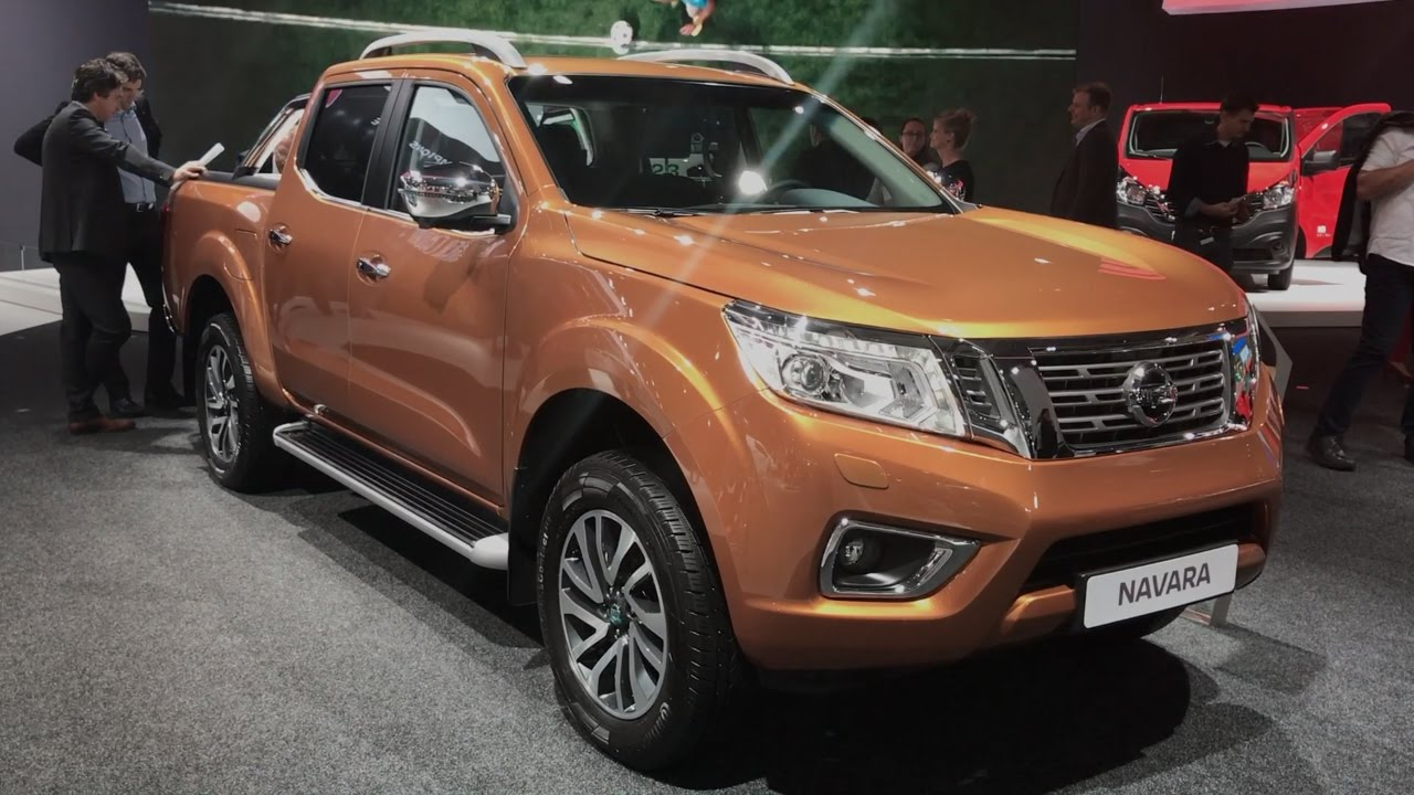 nissan navara 2017 in detail review walkaround interior exterior youtube. Black Bedroom Furniture Sets. Home Design Ideas