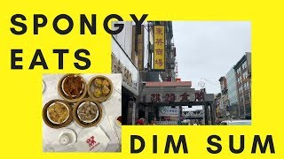 Spongy Eats: DimSum in Chinatown