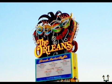Prime Rib Loft dinner at the Orleans, Las Vegas, NV