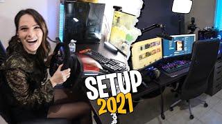 Mon nouveau Setup 2021 ! (je suis trop content)