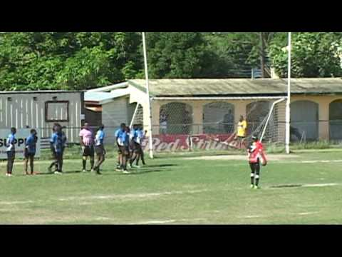 JRLA/Hurricanes U19 game May 13 Kingston vs St Catherine Pt 2