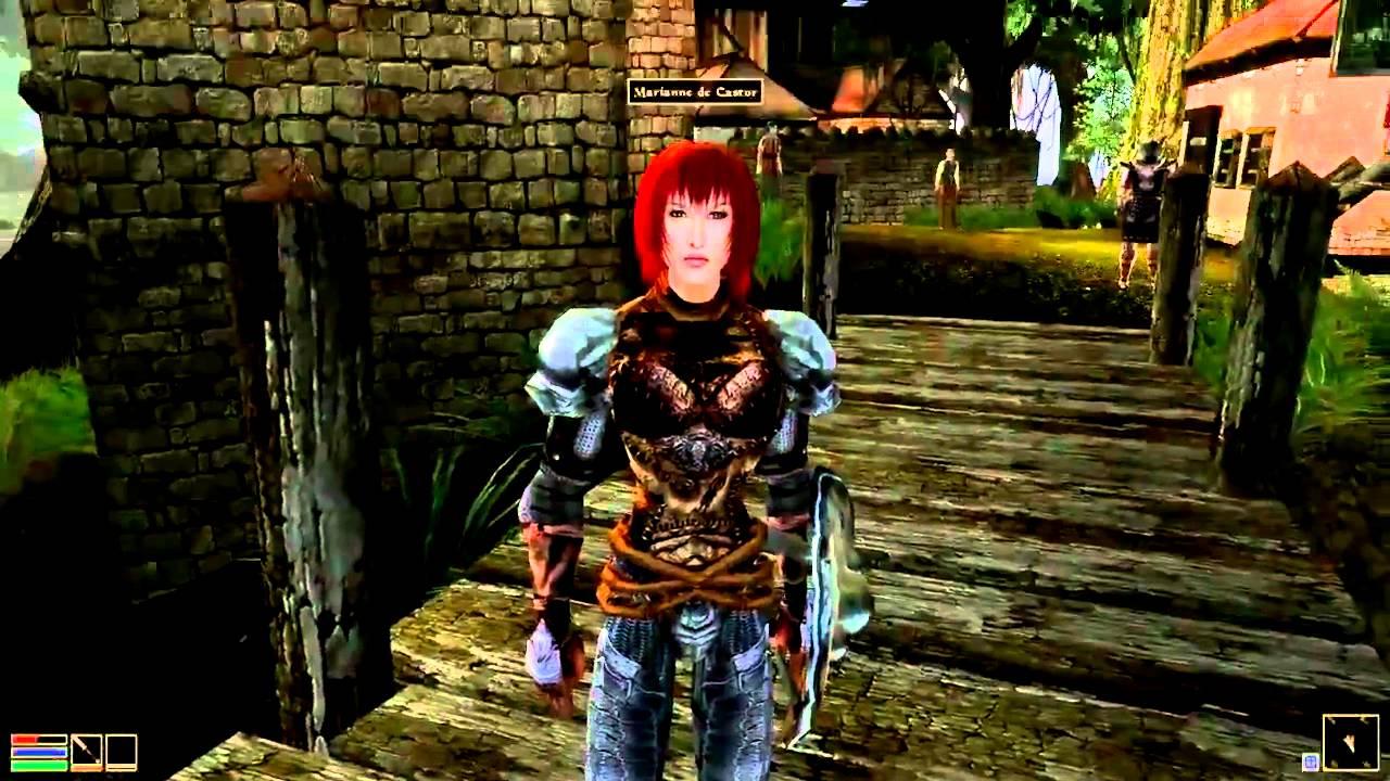 Morrowind скачать мод на графику