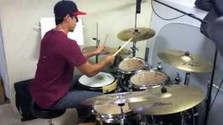 Motivation by Kelly Rowland (Drum Cover by Keith Hardisty)