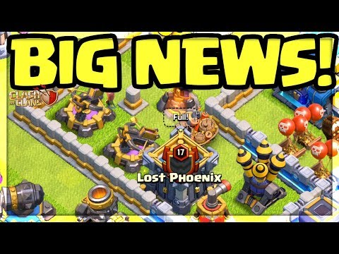 I NEVER Thought This Would Happen in Clash of Clans...BIG News!