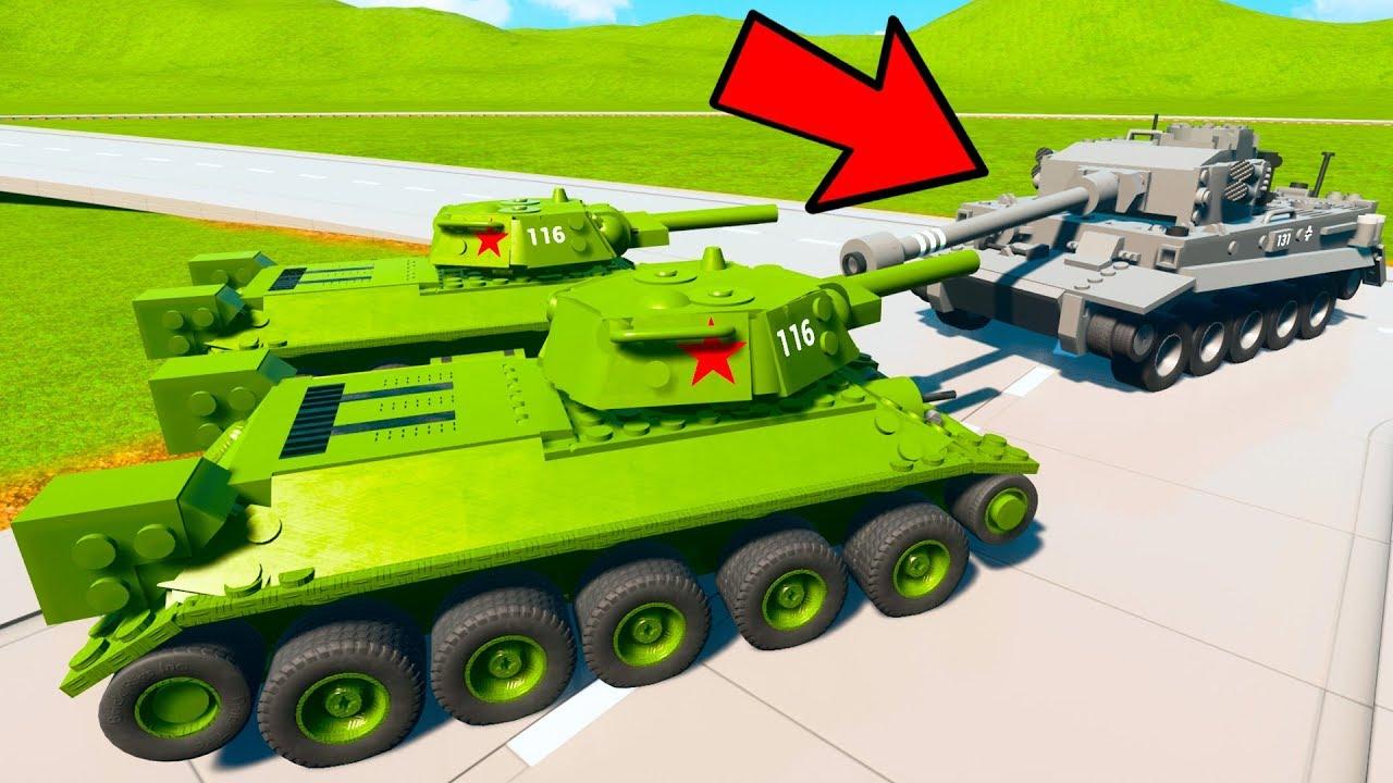 мультики танки вар тандер