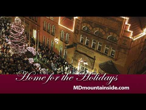 "Come ""Home"" to Mountain Maryland for the Holidays"