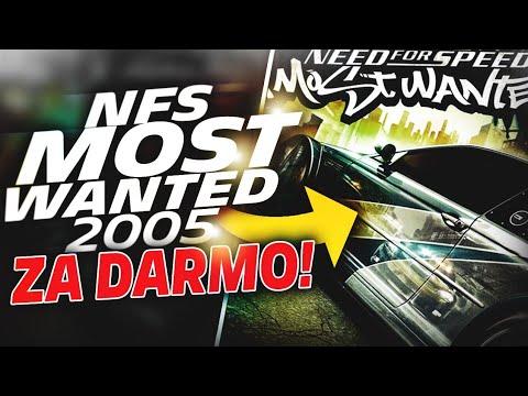 NFS: Most Wanted ZA DARMO! - Wersja DEMO z roku 2005