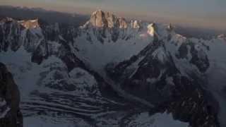 80km   Vu du Ciel Mont BlancBrévent   Chamonix Marathon du Mont Blanc 2015