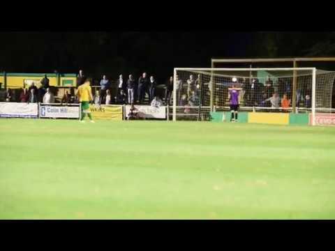 Hitchin Town 2-2 St Albans City penalty shootout