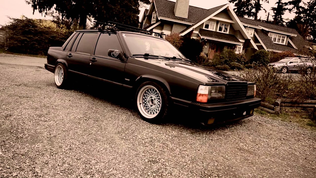 1989 Volvo 740 Turbo - YouTube