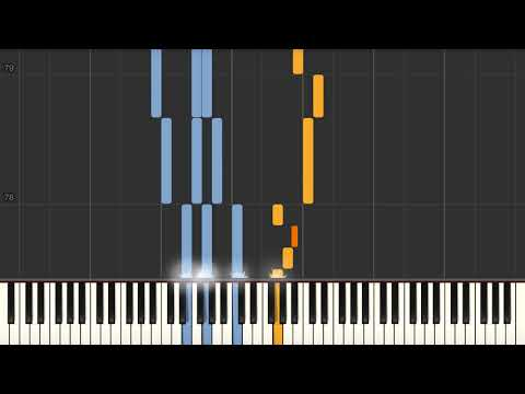 12 Days of Christmas  Piano tutorial