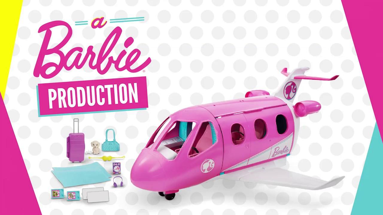 Resultado de imagem para jatinho da barbie 2019
