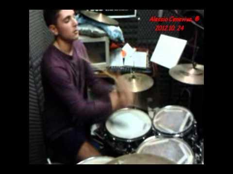 Alessio Ceneviva alla batteria.wmv