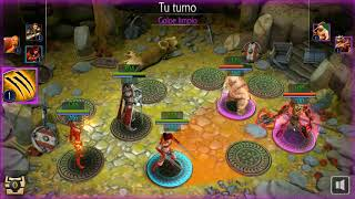 Invictus android game first look gameplay español