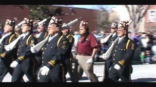 Sudan Shriners Winter Ceremonial Parade in New Bern, NC