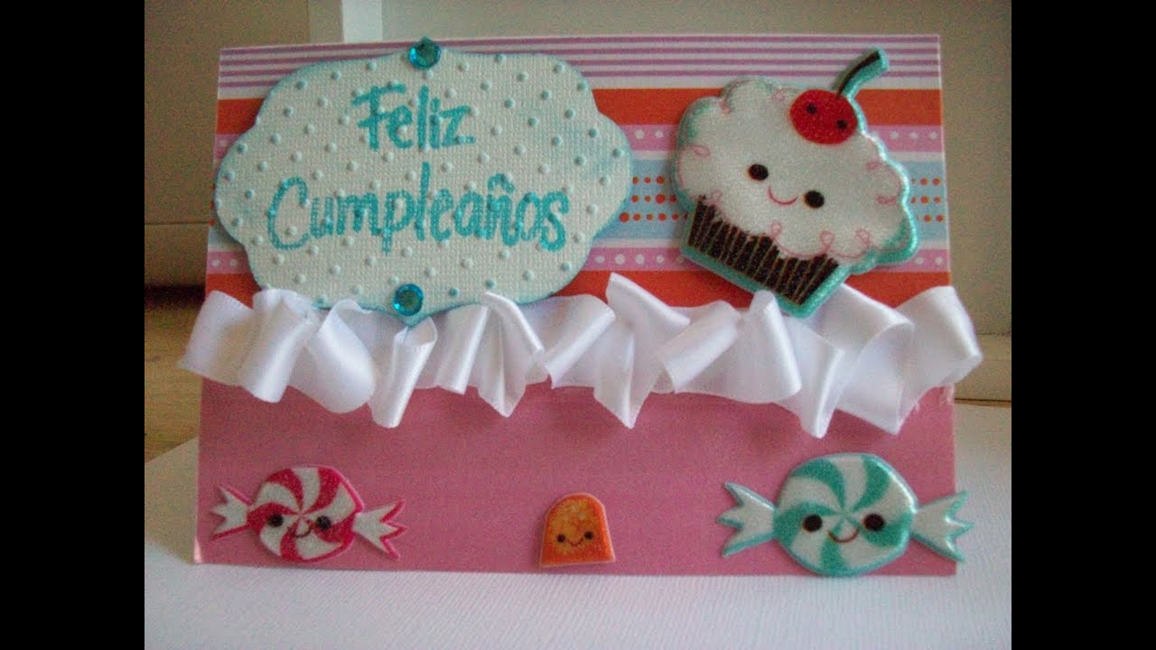 Happy Birthday Wishes Quotes Greetings Messages In Spanish Video