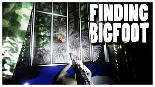 WE FOUND HIM! : Finding Bigfoot GAMEPLAY #2