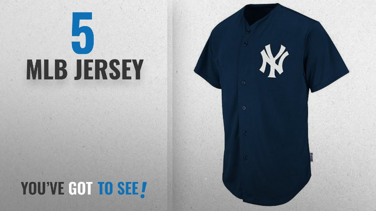 feaa3db4ad8 ... australia top 10 mlb jersey 2018 new york yankees full button blank  back major league baseball