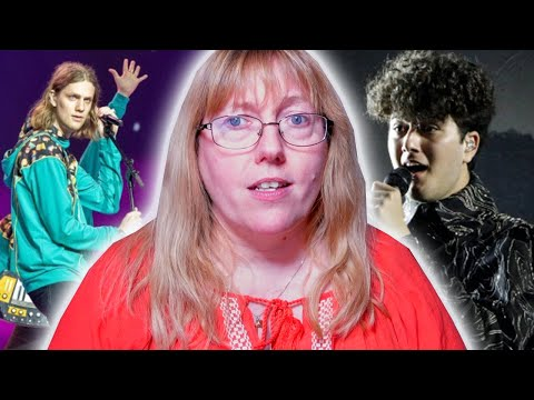 Eurovision 2021 - 2nd Semi Final Reaction - Too many backing vocals?