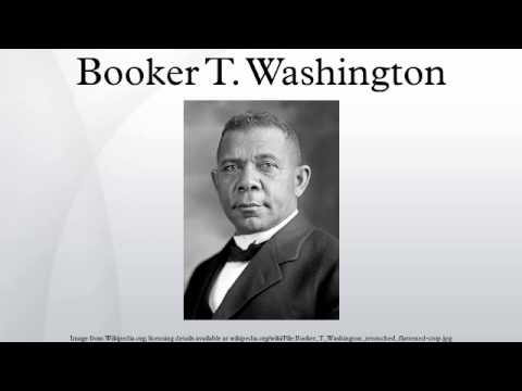 the strategies of booker t washington At the dawn of the 20th century, nine out of ten african americans lived in the  south jim crow laws of segregation ruled the land the supreme court upheld  the.