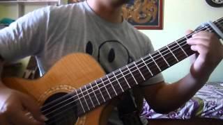 Ishq wala love guitar instrumental by nakul thapa