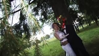 Свадебный клип Жени и Ксюши 12 июля 2014г.