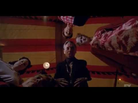 American Horror Story Freakshow - Curtain Call Opening Scene 4x13