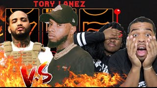 Tory Snapped!!!😱🔥 | Tory Lanez - Lucky You Freestyle | Tory Lanez Vs. Joyner Luc
