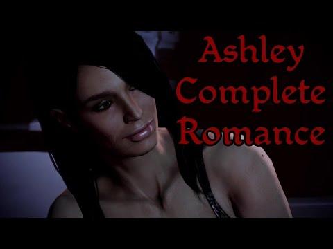 Mass Effect Trilogy - Ashley Complete Romance