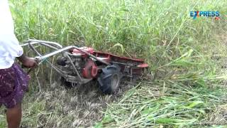Uses of advanced agricultural implements - Paadi Pantalu