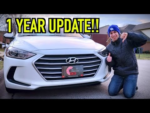 1 YEAR OWNER REVIEW: 2018 Hyundai Elantra 5 Things I HATE and LOVE About My Car!!