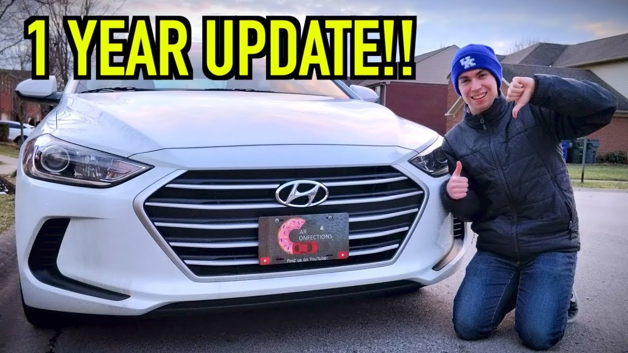 Download 1 YEAR OWNER REVIEW: 2018 Hyundai Elantra 5 Things I HATE and LOVE About My Car!!