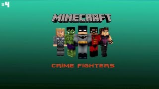 "Minecraft Crime Fighters (Origins): Episode 4- ""New Recruits"""