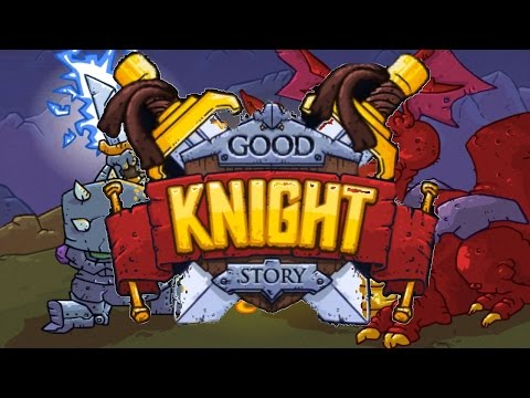 Good Knight Story (by Turbo Chilli Pty Ltd) - iOS/Android - HD Gameplay Trailer