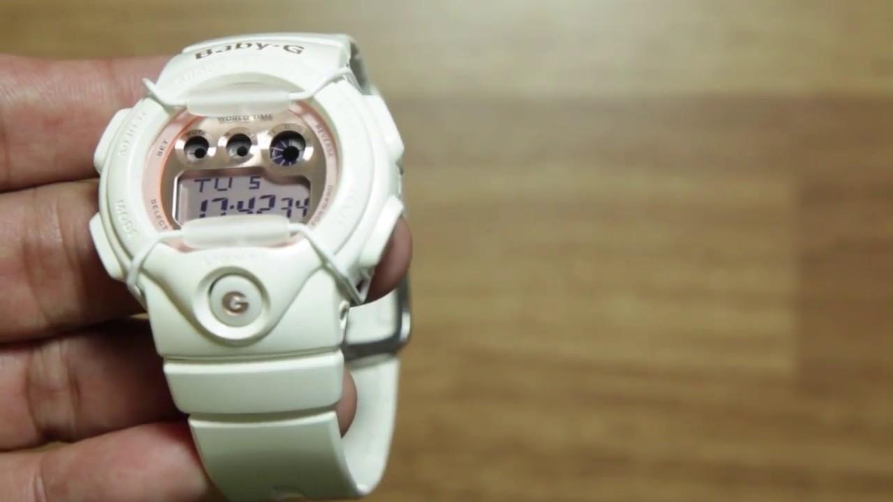 Casio Baby-G BG-1005A-7A - YouTube 190c7eefefeb