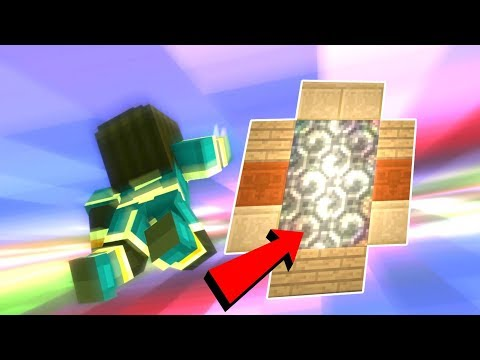 Minecraft: FLYING TO SPACE DIMENSION!! - STORY MODE SEASON 2 EPISODE 5 [2]