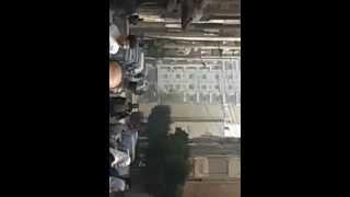 احداث شبين الكوم اليوم  امام استراحه المحافظ24/1/2015