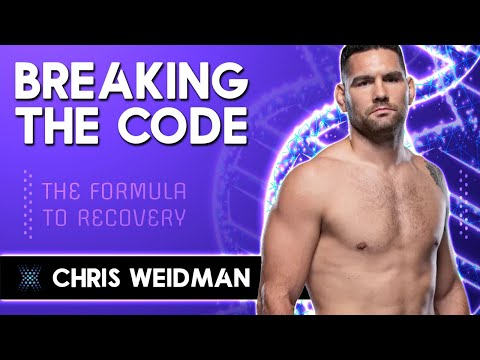 Chris Weidman & Reaching The Full Potential Of Recovery With Regenerative Medicine