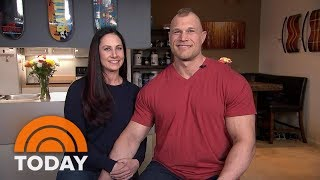 meet the winners of the next today wedding john cena will be officiating today