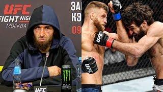 ВОТ ПОЧЕМУ ЗАБИТ ПРОИГРАЛ 3 Й РАУНД! РАЗБОР ПОЛЕТА НА UFC В МОСКВЕ С ОБЗОРОМ БОЯ ВОЛКОВА!