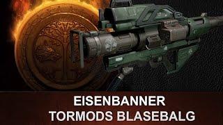 Destiny: Tormods Blasebalg   Eisenbanner Raketenwerfer   Review deutsch