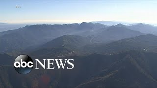 'Miracle' mountain rescue