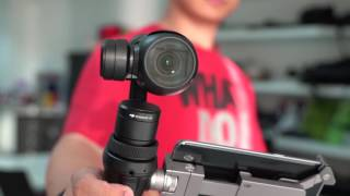 DJI Osmo Review: A Pro Video Camera For The Everyday Amateur