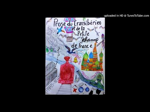 La Prose du Transsibérien et de la petite Jehanne de France- Blaise Cendrars -(english subtitles)