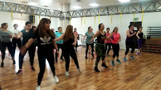 Mega Mix 64 - Dale - Funk Carioca - Zumba®fitness with Ira