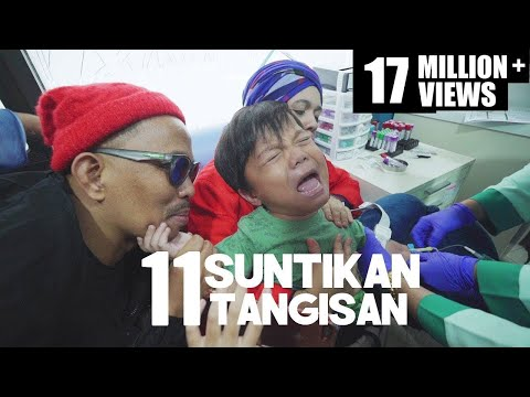 11 Suntikan 11 Tangisan Gen Halilintar
