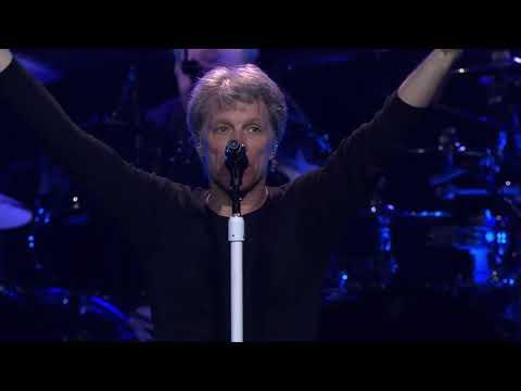 Livin' On A Prayer - Bon Jovi (Philadelphia 2018) This House is Not For Sale Tour Mp3