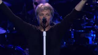 Livin On A Prayer - Bon Jovi (Philadelphia 2018) This House is Not For Sale Tour