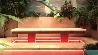 Japanese Style Hidden Table